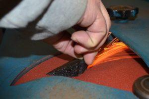 Aufbereitung: Metalle schleifen
